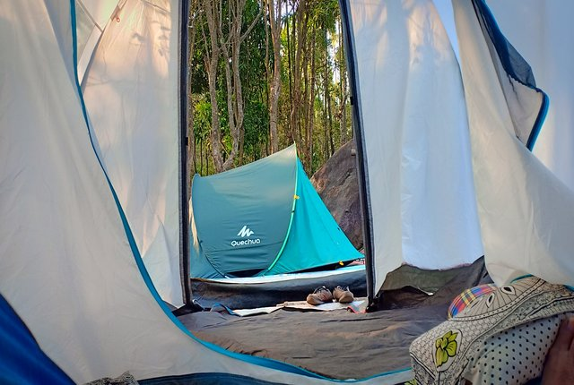 tent stay in south india